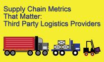 Supply Chain Metrics That Matter: 3PL