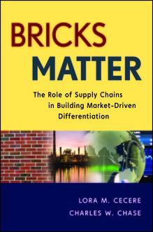 Bricks Matter Book Cover
