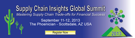 Supply Chain Insights Global Summit